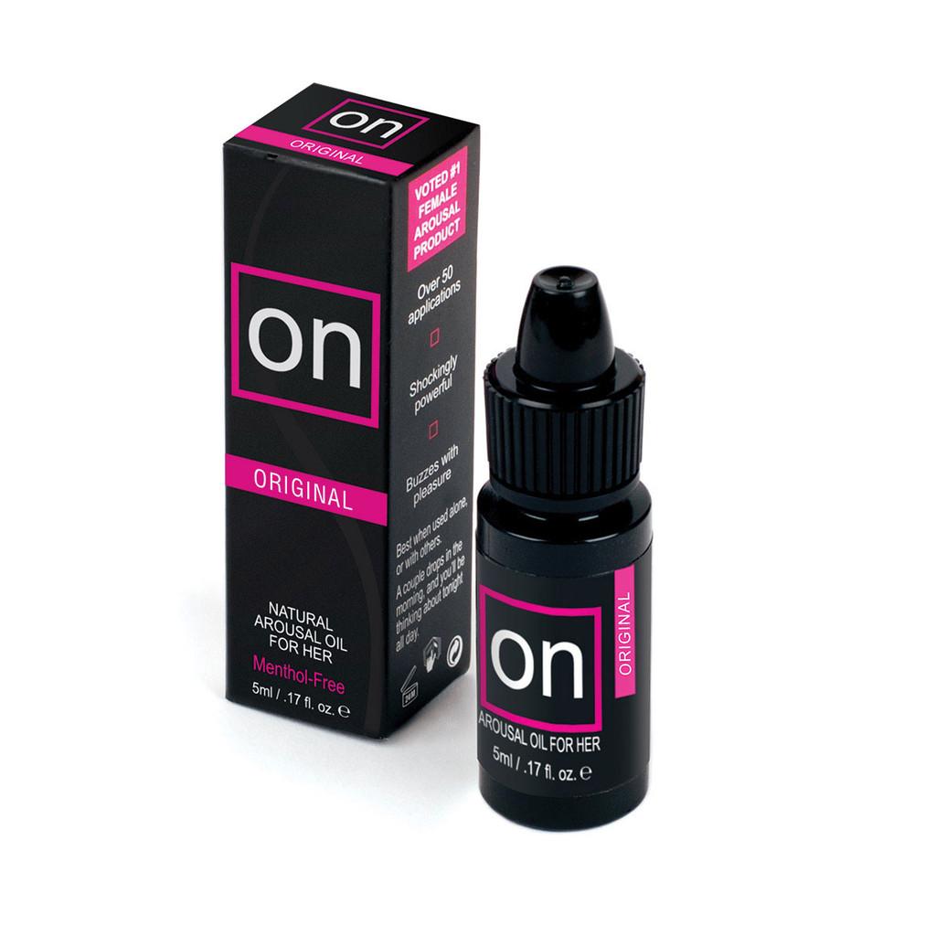 Sensuva ON Arousal Oil 5ml