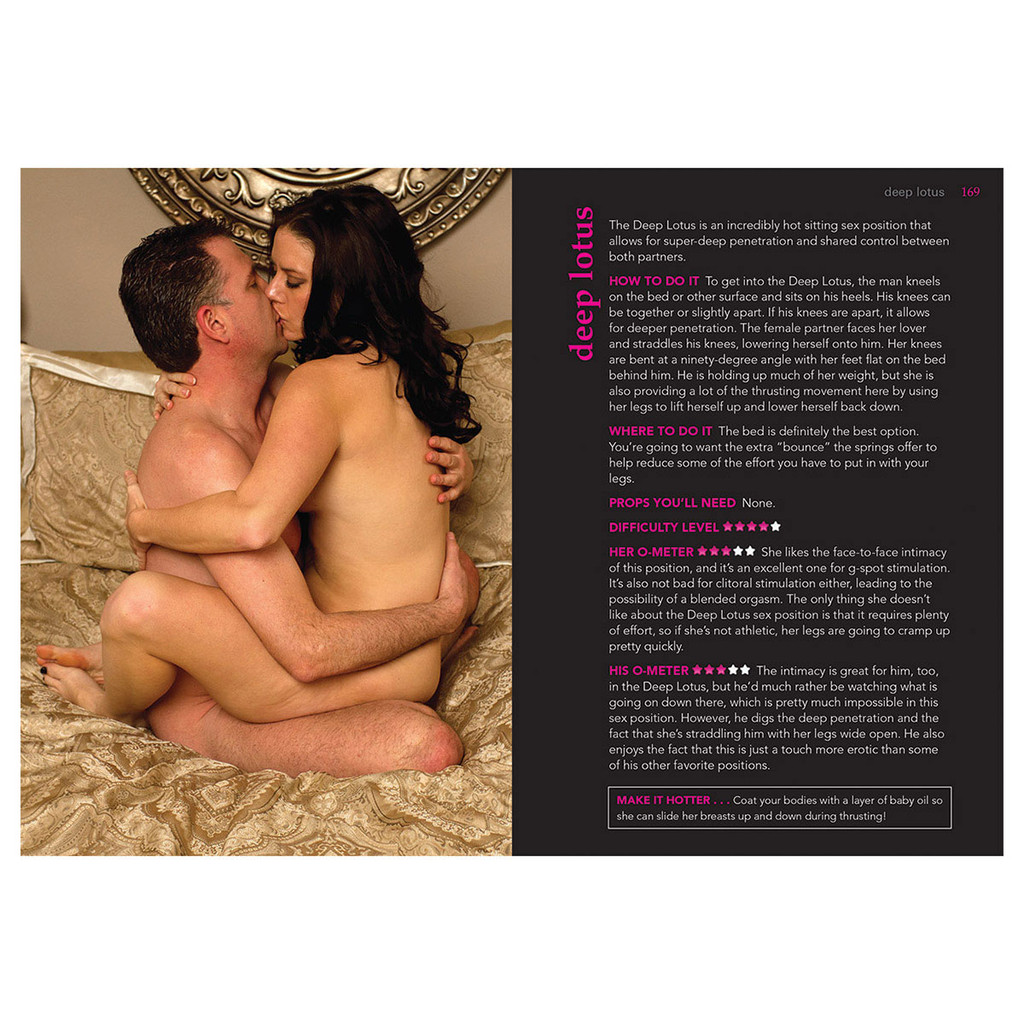 Little Black Book of Sex Positions