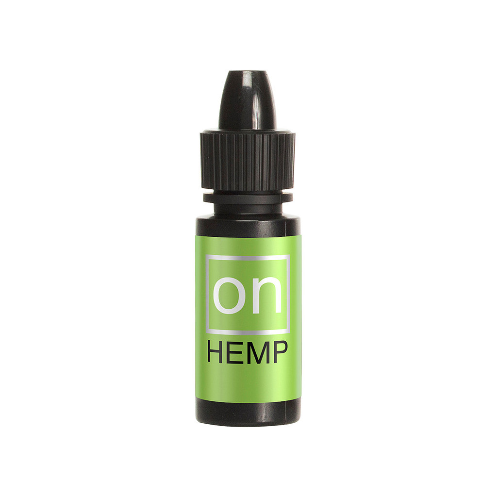 Sensuva ON Hemp Natural Arousal Oil