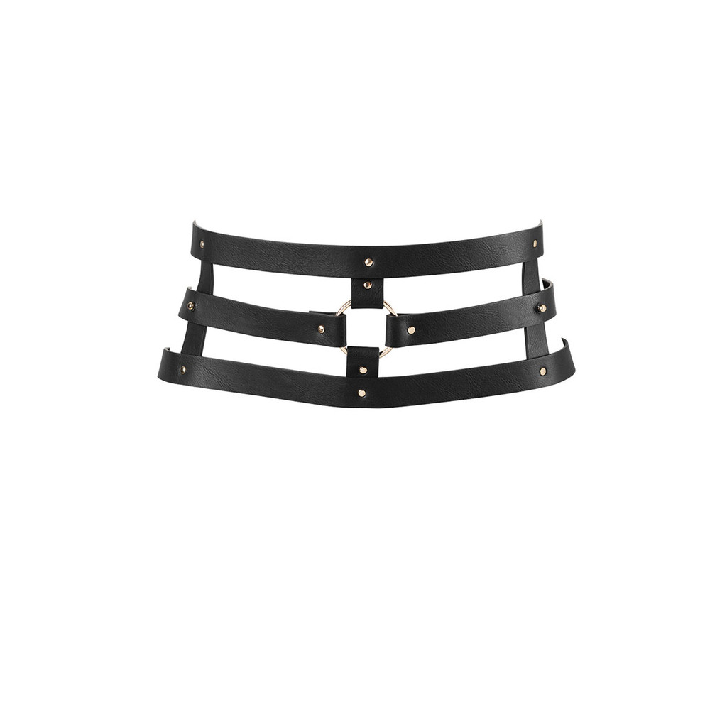 Bijoux Indiscrets Maze Wide Belt Restraints