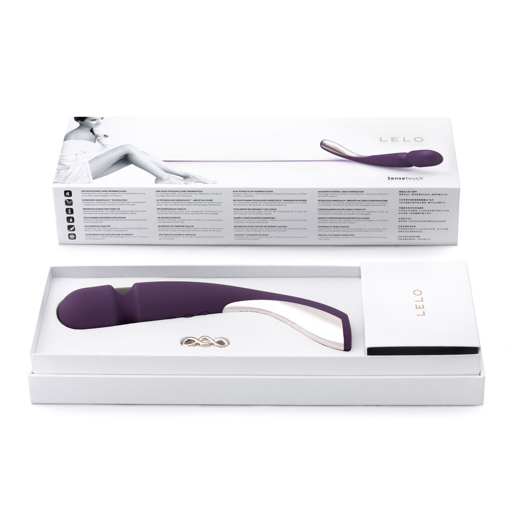 Smart Wand Medium - Plum
