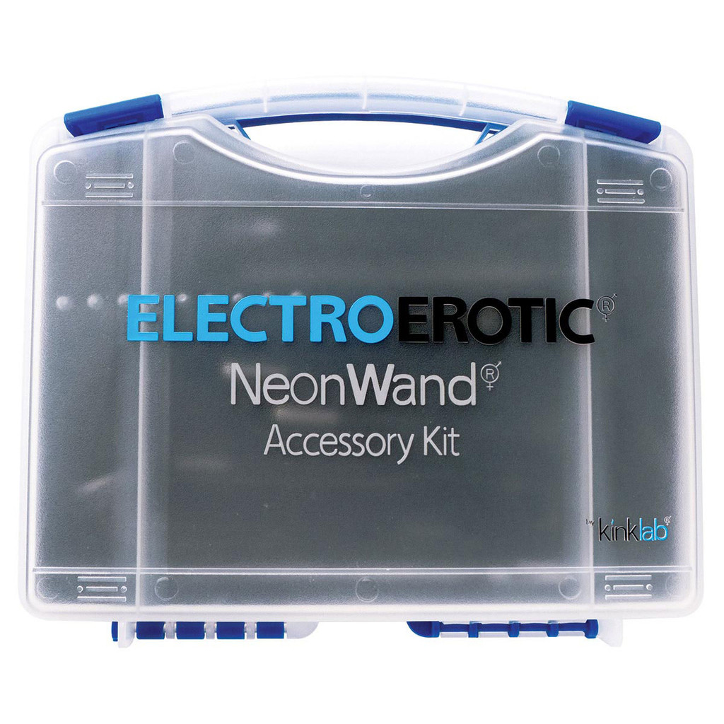 Neon Wand Electrode 8pc Set