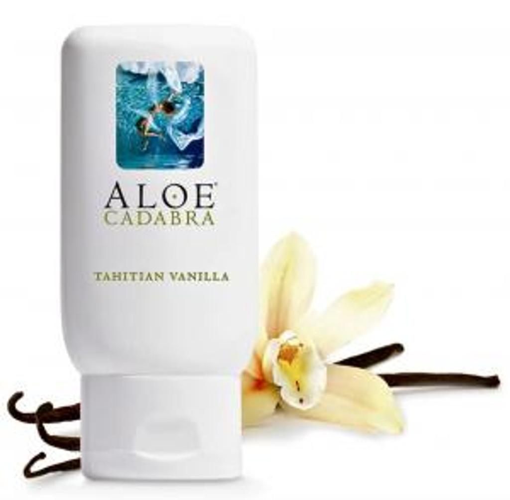 Aloe Cadabra Lubricant - Tahitian Vanilla