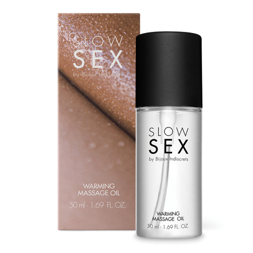Bijoux Indiscrets Slow Sex Warming Massage Gel