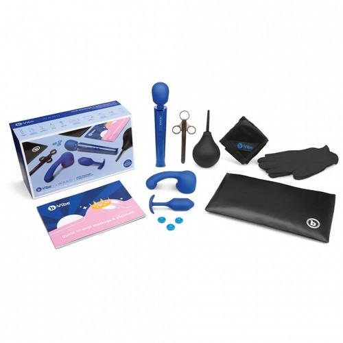 B-Vibe Anal Massage & Education Set
