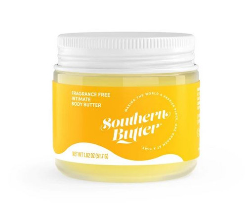 Southern Butter Lubricant & Sensual Body Butter - Fragrance Free