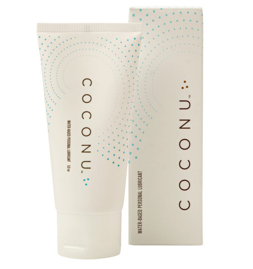 Coconu Water-Based Natural Personal Lubricant 3 oz