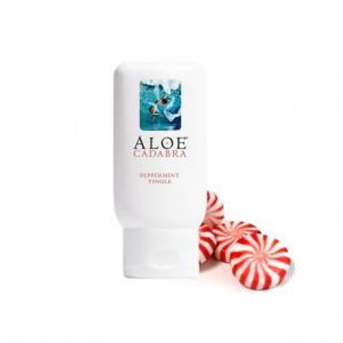 Aloe Cadabra Organic Lubricant - Peppermint