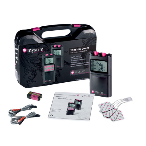 Mystim Tension Lover Digital Nerv Stimulator