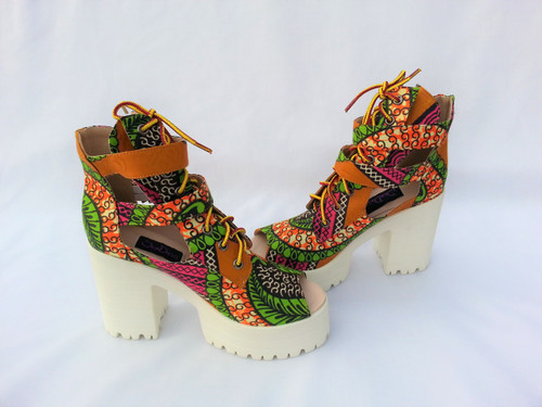 City Safari Buckle Up Ankle Boots