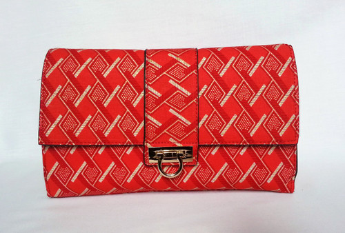 *LIMITED EDITION* Red Sparkle Cross Body Chain bag