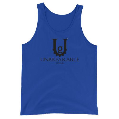 UG Classic Logo Men's/Unisex  Blk Font Tank Top