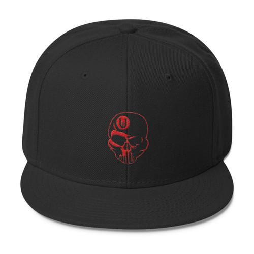 UG Skull Snapback Hat