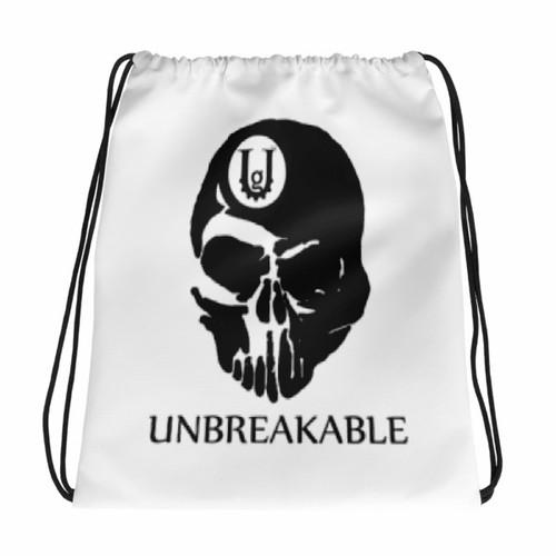 Front Image - UG Skull -Unbreakable logo