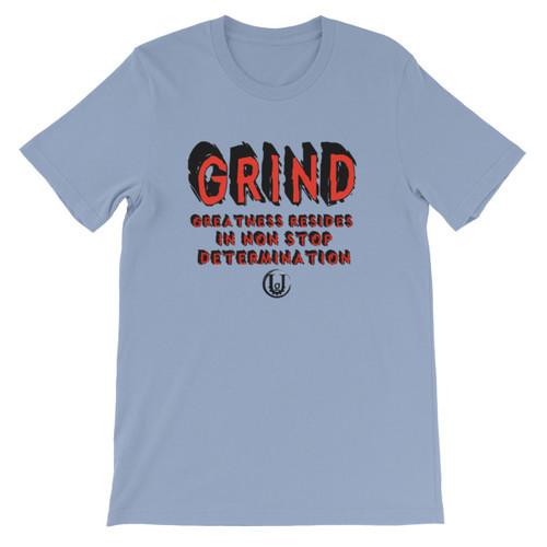 GRIND Short-Sleeve Men's/Unisex T-Shirt