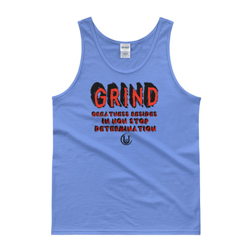 GRIND Men's/Unisex Tank top