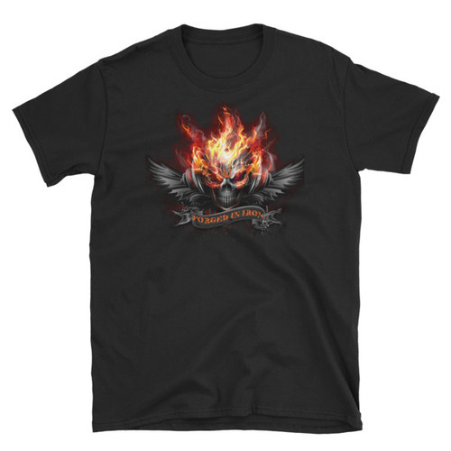 UG's Forged in Iron Short-Sleeve Unisex T-Shirt