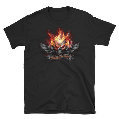 UG's Forged in Iron Short-Sleeve Unisex T-Shirt