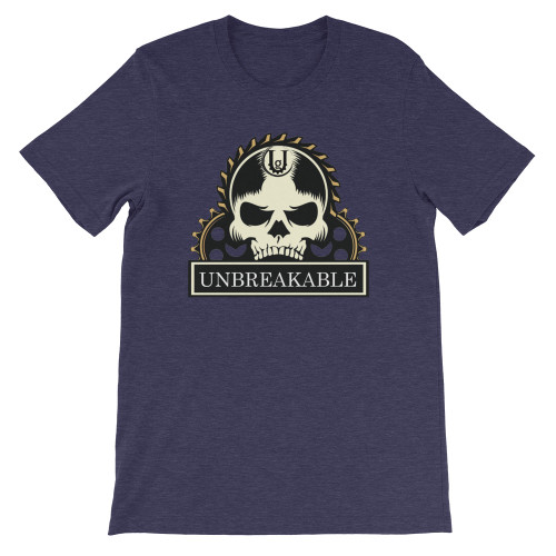 Unbreakable Gears Short-Sleeve Unisex T-Shirt