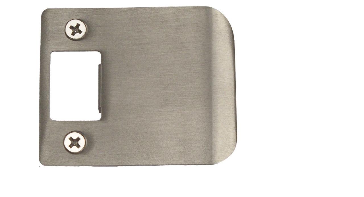 Don-Jo EL-175 619 Dull Nickel Plate Extended Lip Strike
