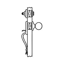 Single Cylinder Deadbolts and Handlesets