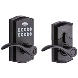 Kwikset 955 Smart Code Levers