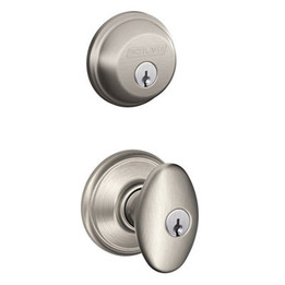 Schlage Siena Combo Packs