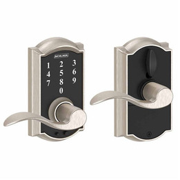 Schlage FE695 Camelot Touch Keyless Entry