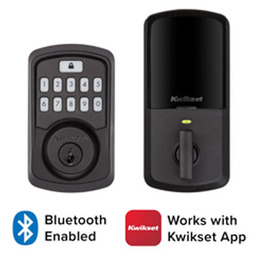 Kwikset 942 Aura Bluetooth Deadbolt