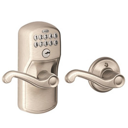 Schlage  FE575 Plymouth Keypad Entry Auto-Lock