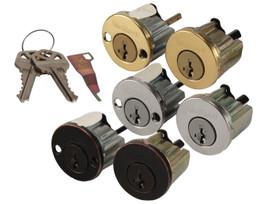 Kwikset SmartKey Cylinders / Double