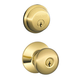 Schlage Plymouth Combo Packs