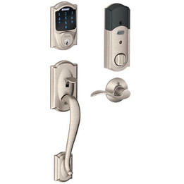 Schlage  FE469 Camelot Connect Touchscreen Hand