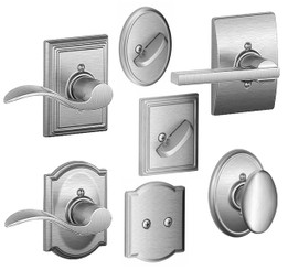 F59 F94 Schlage Decorative Collections Inter