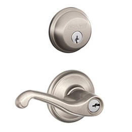 Schlage Flair Combo Packs