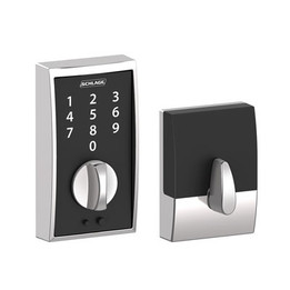 Schlage BE375 Century Touch Keyless Deadbolt