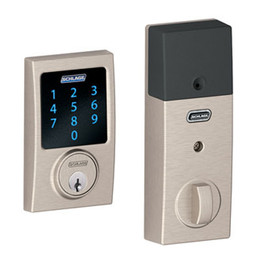 Schlage BE469 Century Connect Touchscreen Deadb