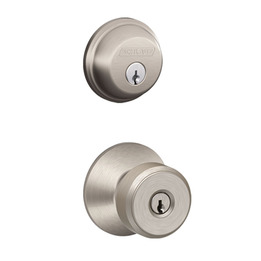 Schlage Bowery Combo Packs