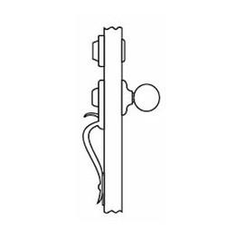 Dummy Cylinder Handlesets