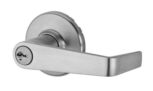 Kwikset / Kingston Lever / Keyed Entry - SmartKey / Satin Chrome / 756KNL 26D SMT