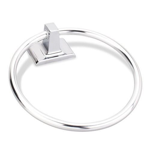 Hardware Resources / Bridgeport / Towel Ring / Polished Chrome / BHE1-06PC