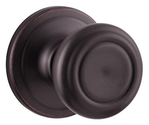 Kwikset / Cameron Knob / Passage / Venetian Bronze / 720CN 11P