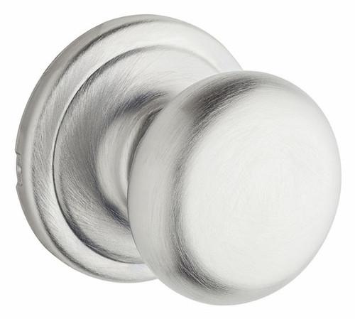 Kwikset / Hancock Knob / Passage  / Satin Chrome / 720H 26D GC