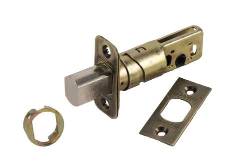 Schlage / B Series / Triple Option / Deadbolt Latch / Antique Brass / 12-287-609