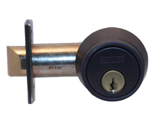 Schlage / B252 Gatelatch Deadbolt / Double Cylinder / Oil Rubbed Bronze / B252 PD 613