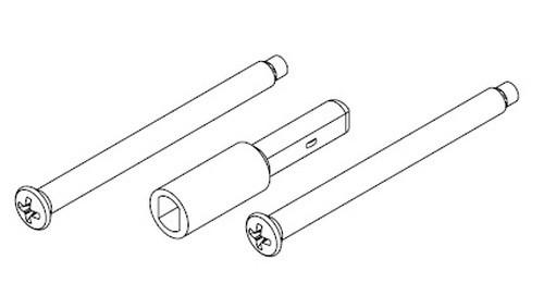 Kwikset / Thick Door Pack / Signature Series Knobs-Levers / 81714
