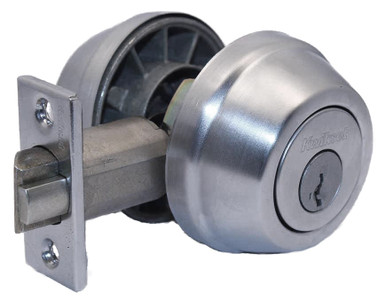 Kwikset 599 Series Gatelatch Double Cylinder Smartkey