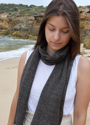 Casino Lightweight Merino Wool Scarf