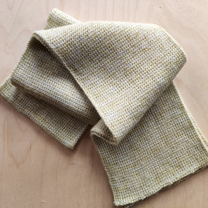 Children's Scarf - Pear