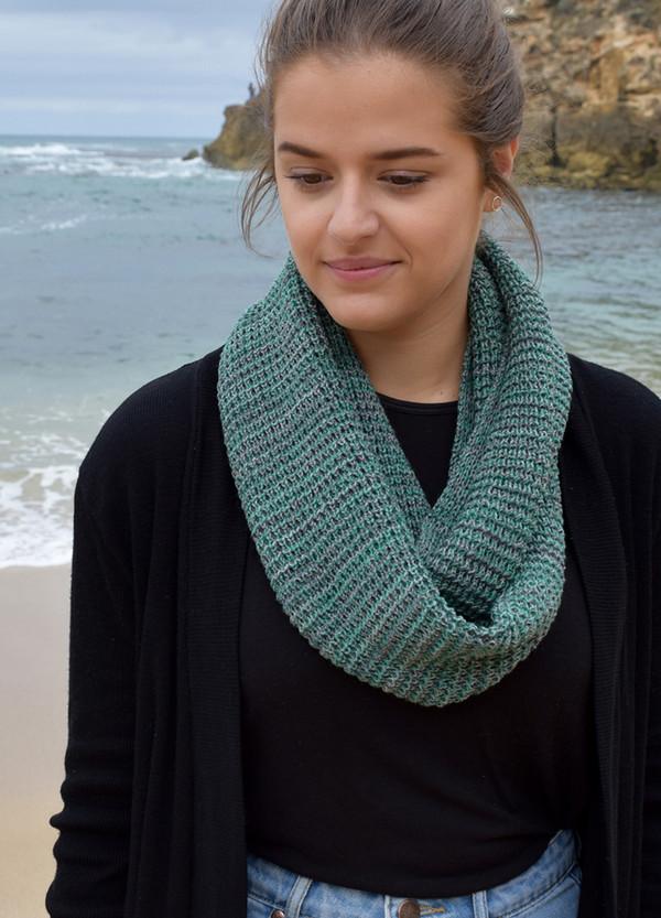 Infinity Loop - Merino Wool - Chunky